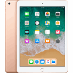 Apple iPad 2018 goud / 32 GB