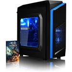 Vibox Killstreak SA4-1 Game PC - 3.9GHz AMD (A4 Dual 2-Core Processor, 4 GB RAM, 1 TB HDD, Zonder Besturingssysteem