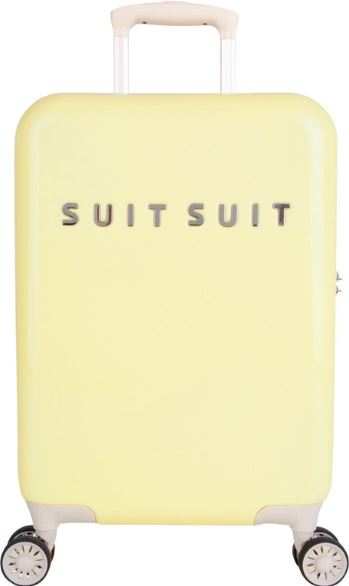 SuitSuit Fabulous Fifties - Handbagage - 55 cm - Mango Cream