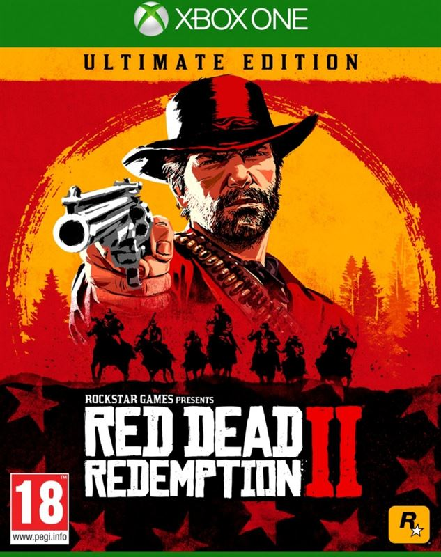 Rockstar Red Dead Redemption 2 Ultimate Edition Xbox One