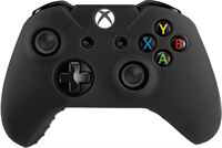 The Powerstore Silicone Hoes / Skin voor XBOX ONE Controller Zwart