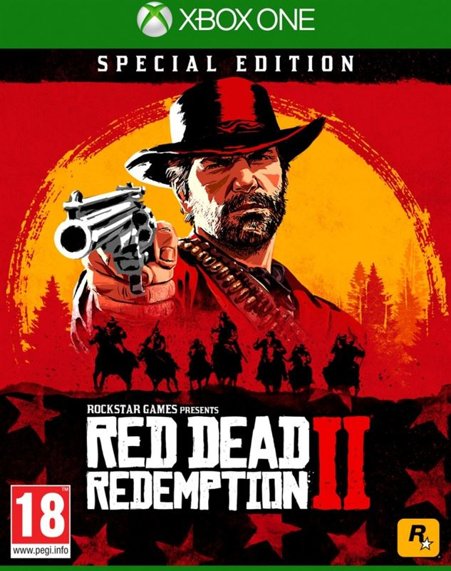 Rockstar Red Dead Redemption 2 Special Edition Xbox One