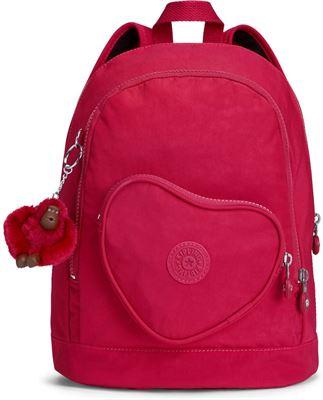 66a31839977 Kipling Heart Backpack Rugzak - Kinderen - True Pink