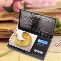 Fpp Mini weegschaal / Digitale weegschaal / Precisie weegschaal / Keuken weegschaal / Zakweegschaal - Van 0,1 tot 1000 gram