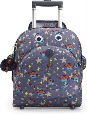 0610dbb7d8b Kipling Big Wheely Rugzaktrolley Kinderen Toddler Hero