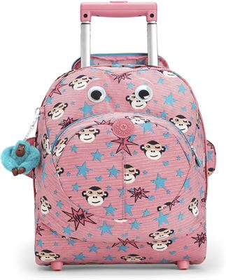 dd05c04d9c2 Kipling Big Wheely Rugzaktrolley Kinderen Toddler Girl Hero