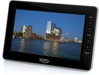 Xoro PTL 1010 10.1 LCD 1024 x 600Pixels Zwart draagbare tv
