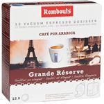 Rombouts 1 2 3 Espresso koffie pods Grande Réserve