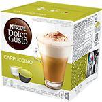 Nescafé Dolce Gusto Koffie capsules Cappucino