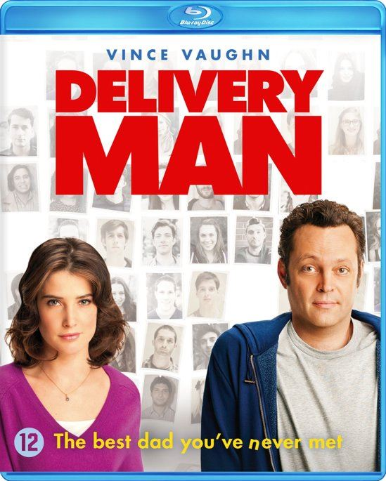 Movie Delivery Man (Blu-ray