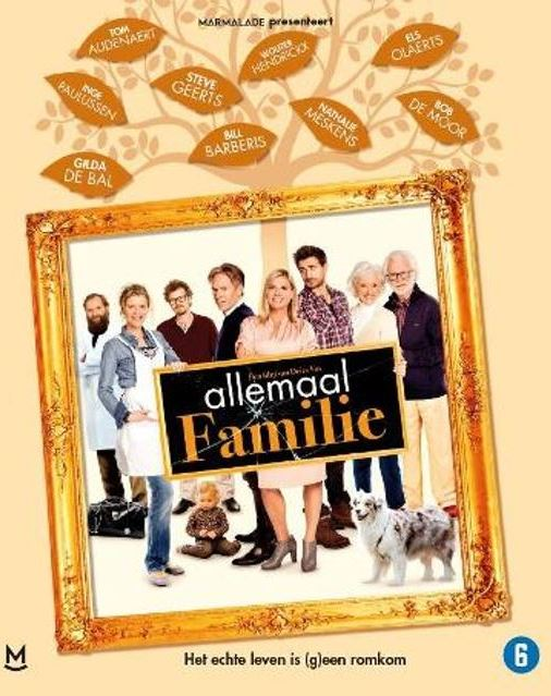 BLURAY Allemaal Familie