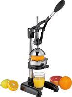Cilio citruspers - hefboompers - sinaasappelpers - Zwart