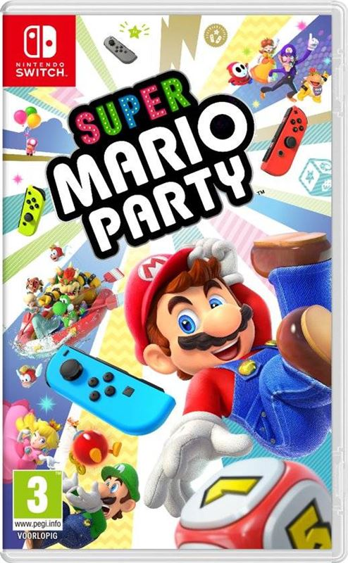 Nintendo Super Mario Party Nintendo Switch