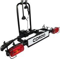 Cordo Carry Advanced - Fietsendrager - Zwart