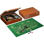 Philos Roulette Set Hout