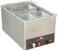 Caterchef Pastakookapparaat 18 liter Inc 3 mandjes 3200 W 230 V 350 x 480 x H 290 mm
