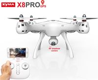 SYMA DRONE - QUADCOPTER / X8 Pro drone met GPS + FPV live camera drone