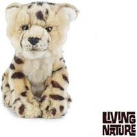 Living Nature Knuffel Baby Cheetah