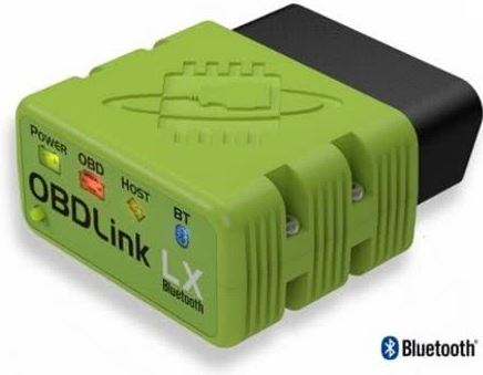OBDlink LX Bluetooth Interface incl. Software Diagnose dongle Uitleesapparaat