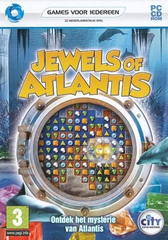 MSL Jewels Of Atlantis - Windows