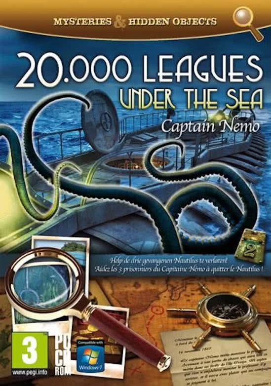 MSL 20.000 Leagues Under The Sea - Windows
