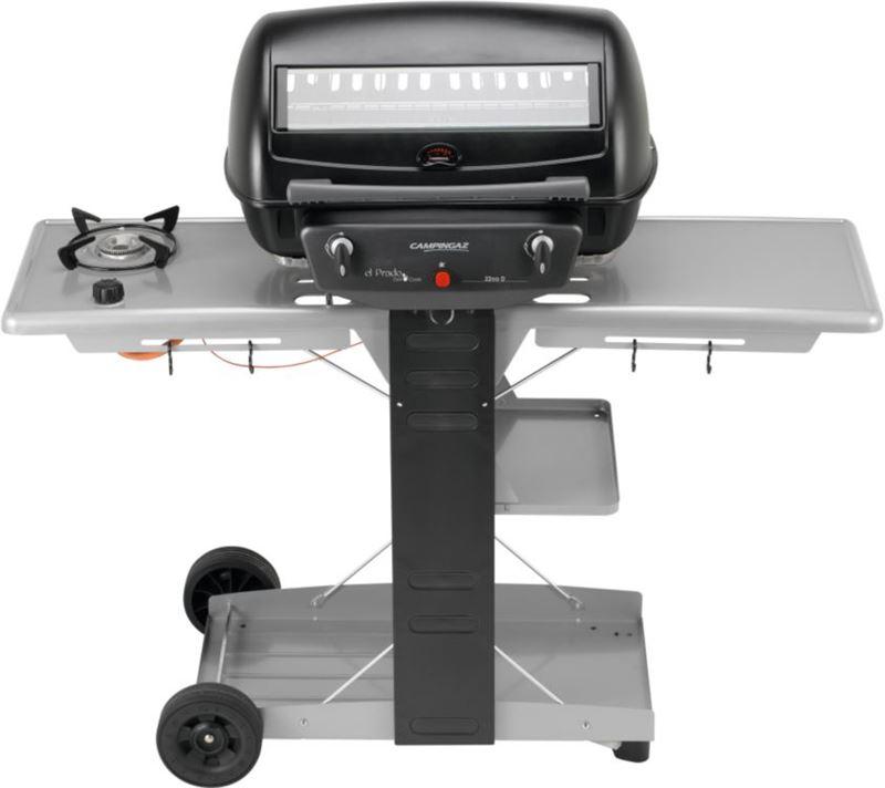 Campingaz El Prado 2200D zwart, zilver barbecue kopen