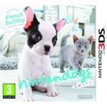 Nintendo gs + cats: French Bulldog & New Friends Nintendo 3DS