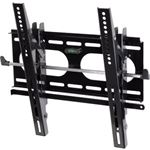 "Hama ""Next Light"" LCD/PL/LED Wall Bracket, VESA 400x400, can be tilted, black"