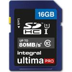 Integral 16GB SDHC UltimaPro