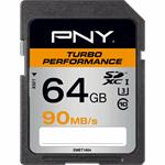 PNY SDXC 64GB Turbo Performance