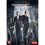 Tv Series Person Of Interest Seizoen 4 DVD dvd