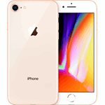 Apple iPhone 8 256 GB / goud