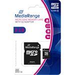 MediaRange 8GB microSDHC