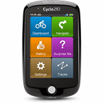 Mio Technology Cyclo 210