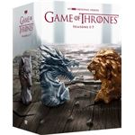Game of Thrones Seizoen 1 t/m 7 (Import met NL