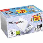 Nintendo New 2DS XL wit, paars