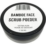 Natural Heroes Bamboe FACE Scrub Poeder 50 ml