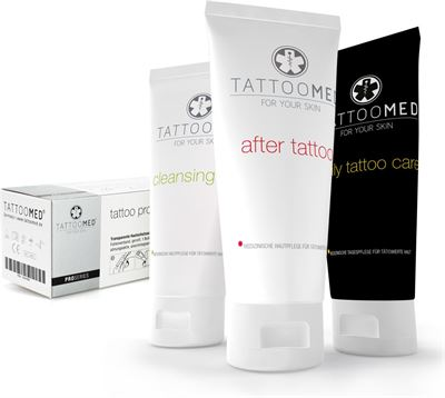 Tattoomed â Protection Film All In Bundle 1x After Tattoo