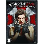 Movie Resident Evil The Final Chapter dvd