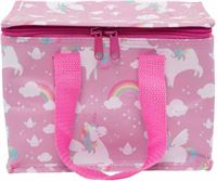 Sass & Belle lunchtasje Rainbow Unicorn Lunchtasje Rainbow Unicorn