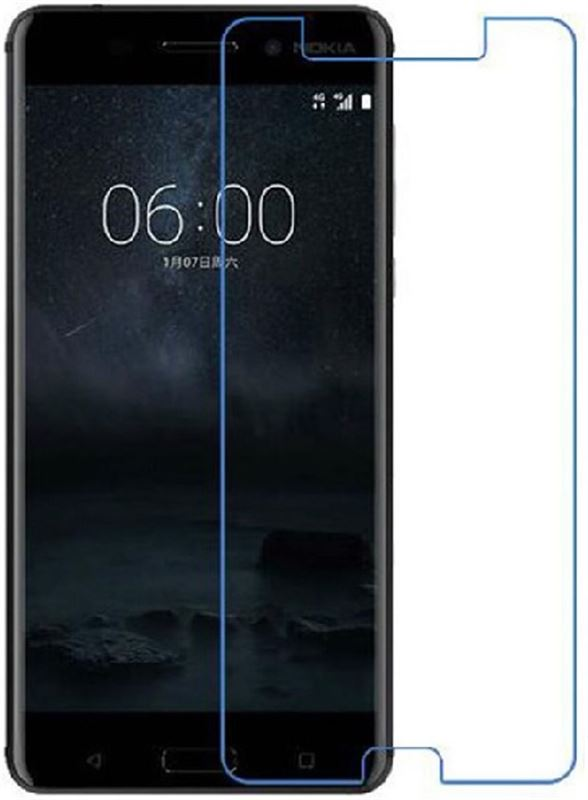 pearlycase Tempered Glass / Glazen Screenprotector voor Nokia 6