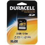 Duracell Secure Digital Card 2GB