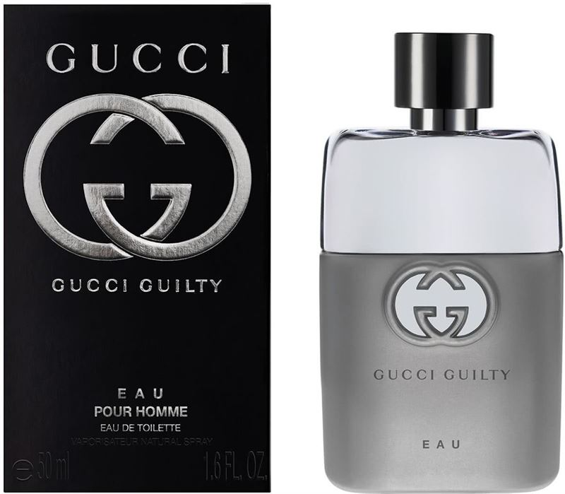 Gucci Guilty Pour Homme EAU - 50 ml - Eau de Toilette 6bfe9f5eaac