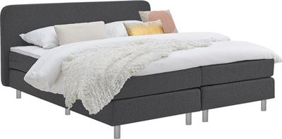 120 Bed Kopen.Beter Bed Boxspring Cisano Vlak 2 Persoons 200 X 120 X 0 Anouk