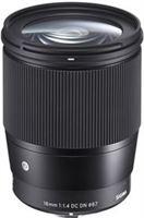 Sigma 16mm / f 1.4 DC DN C SO