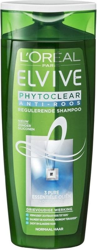 Elvive Shampoo Phytoclear Anti Roos