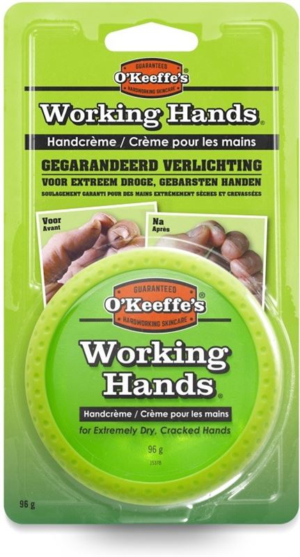 O'keeffe, S. Working Hands Handcreme