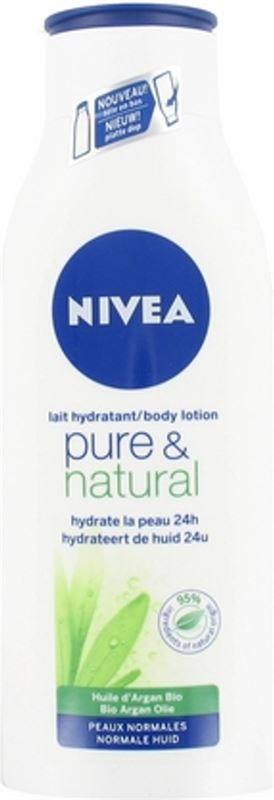 Nivea Bodymilk Pure & Natural 400 ml