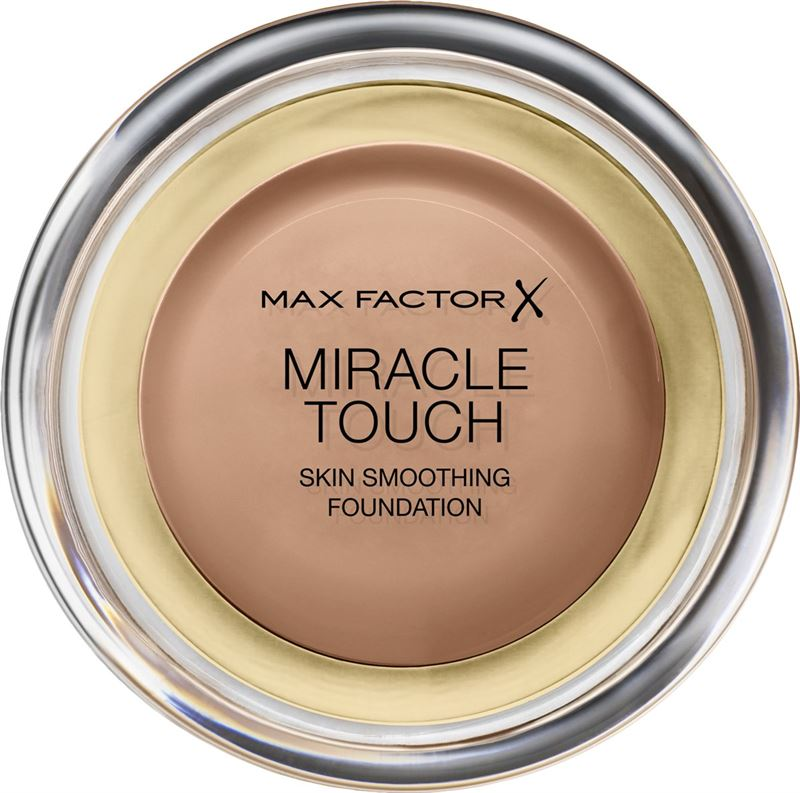 Max Factor Miracle Touch 65 Rose Beige Foundation