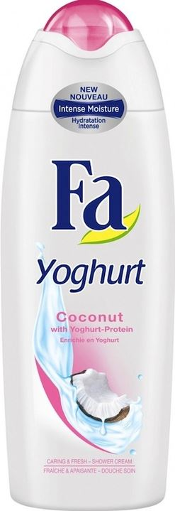 Fa Showergel Yoghurt Cocos 250 ml